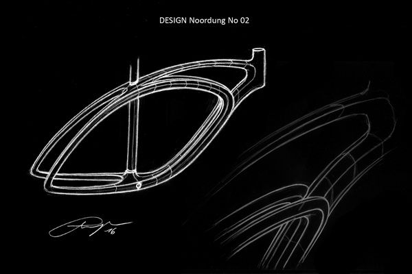 Design Noordung bike